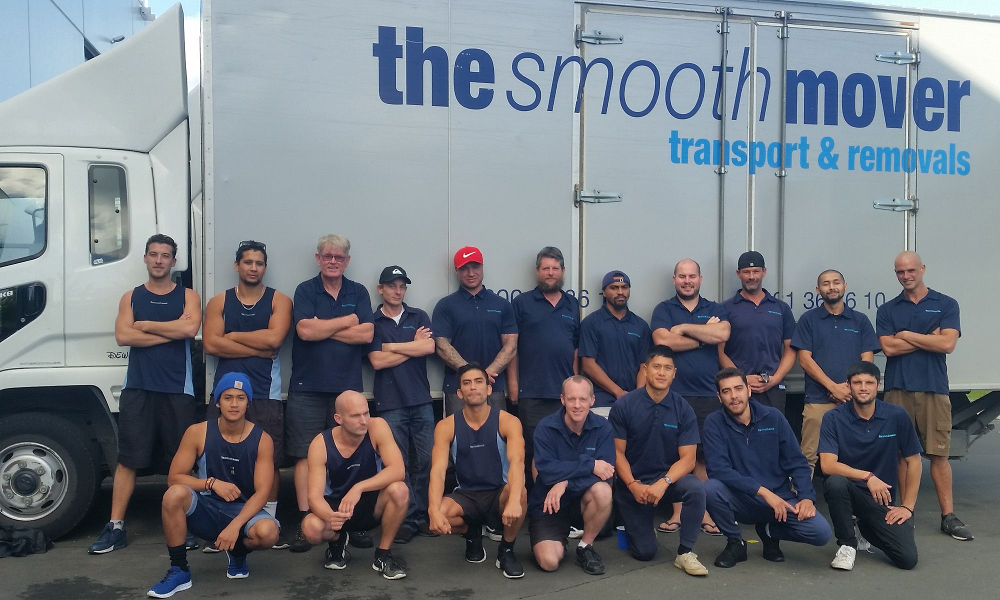 The Smooth Mover Team