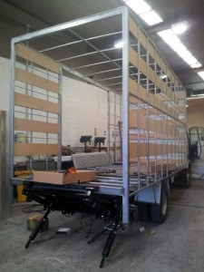 new furniture moving truck - auckland