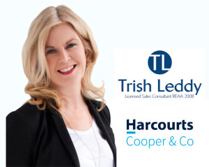 Trish Leddy Harcourts Cooper & Co