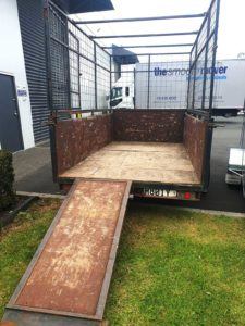 Cage-trailer